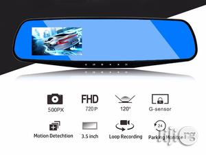 Car Recorder Dash Video Recorder Rearview Mirror   Vehicle Parts & Accessories for sale in Lagos State, Ikeja