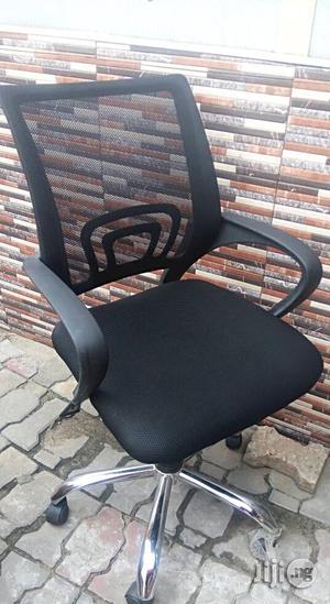 Mesh Swivel Chair   Furniture for sale in Lagos State, Yaba