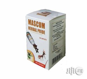 Cure Quick Ejaculation With Mascum Herbal Pride Very Powerful   Sexual Wellness for sale in Lagos State, Surulere