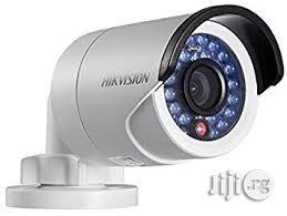 Hikvision Night Vision Bullet Outdoor Camera - Ip 1.3mp Ir Dist 30m/Ip