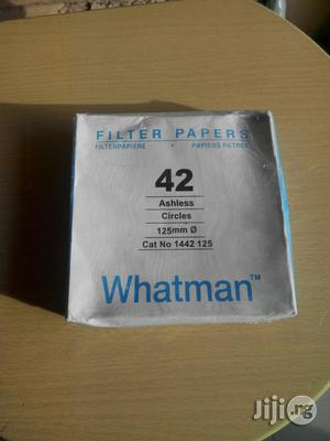 Ashless Filter Paper   Medical Supplies & Equipment for sale in Rivers State, Port-Harcourt