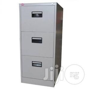 3 Drawer Steel Filing Cabinet | Furniture for sale in Lagos State, Ojo