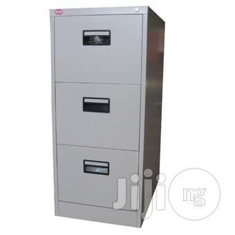 3 Drawer Steel Filing Cabinet