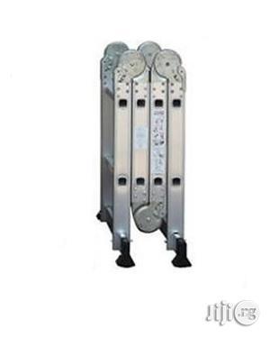 4x2 Foldable Multipurpose Aluminium Ladder | Hand Tools for sale in Lagos State, Ikeja