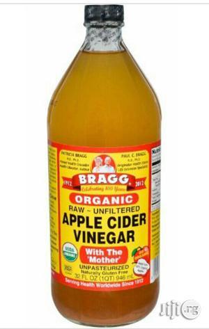 BIG Bragg Apple Cider Vinegar (946ml) | Vitamins & Supplements for sale in Lagos State, Ojodu