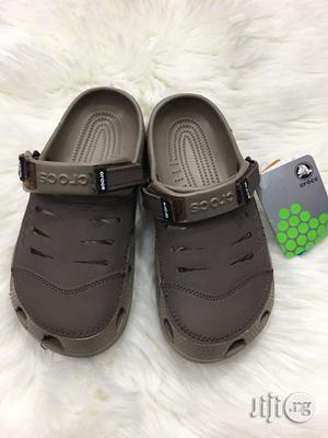 Crocs Fashionable And Comfortable Rubber Footwear | Children's Shoes for sale in Lagos State, Surulere