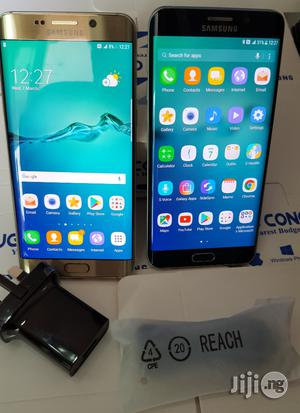 Samsung Galaxy S6 Edge Plus 32GB With Charger | Mobile Phones for sale in Lagos State, Victoria Island