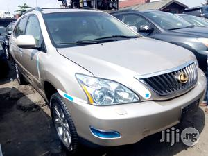 Lexus RX 2009 350 AWD Gold | Cars for sale in Lagos State, Apapa