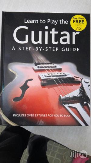 Guitar Book   Books & Games for sale in Lagos State, Yaba