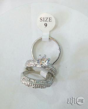 Silver Romania Wedding Rings | Wedding Wear & Accessories for sale in Lagos State, Ipaja