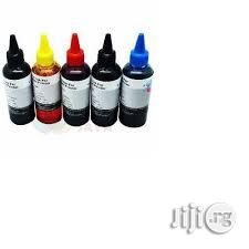 Refill Ink Set For Canon Pixma 7240 Refillable Cartridges   Accessories & Supplies for Electronics for sale in Lagos State, Ikeja