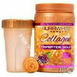 Aurawhite Beauty Collagen Tripeptide Gold -1000g | Vitamins & Supplements for sale in Lagos State, Ojo