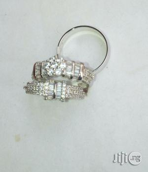 Romania Silver Wedding Rings | Wedding Wear & Accessories for sale in Lagos State, Gbagada