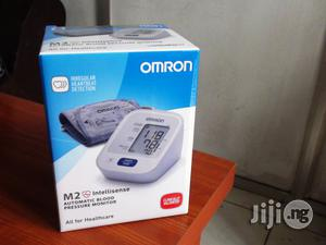 Omron M2 Intellisense Automatic Blood Pressure Monitor   Medical Supplies & Equipment for sale in Lagos State, Ikeja