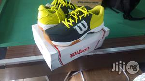 Original Wilson Squash Canvas   Shoes for sale in Lagos State, Ikeja