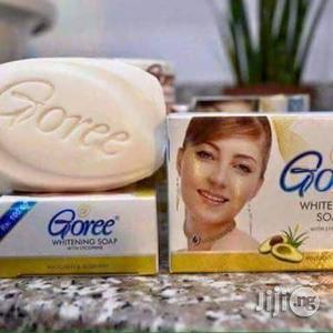 Goree Whitening Beauty Soap 100% Original With Lycopene | Bath & Body for sale in Lagos State