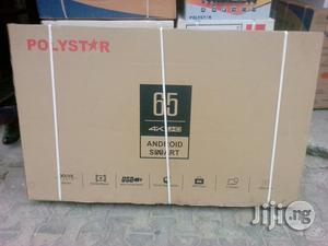 Polystar 65inch LED TV | TV & DVD Equipment for sale in Lagos State, Ojo