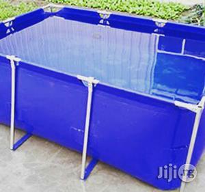 Mobile Tarpaulin Fish Pond | Farm Machinery & Equipment for sale in Lagos State, Ikeja