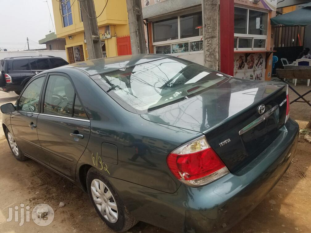 Toyota Camry 2005 Green   Cars for sale in Ikeja, Lagos State, Nigeria