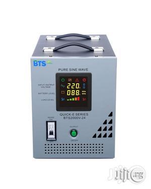 Bitec 1.5kva/24v Pure Sine Wave Inverter | Electrical Equipment for sale in Lagos State, Ikeja
