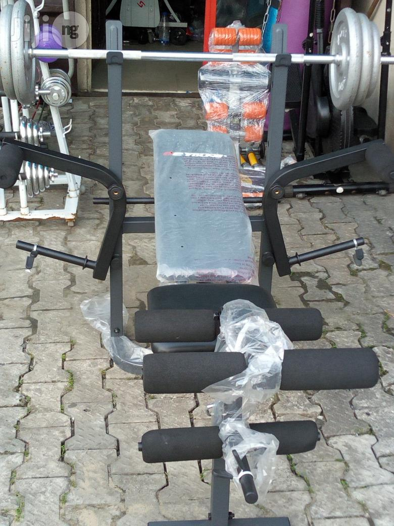 Brand New Multi Purpose Weight Bench | Sports Equipment for sale in Port-Harcourt, Rivers State, Nigeria