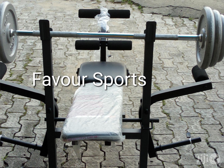 Brand New Multi Purpose Weight Bench
