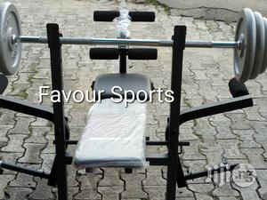 Brand New Multi Purpose Weight Bench | Sports Equipment for sale in Rivers State, Port-Harcourt