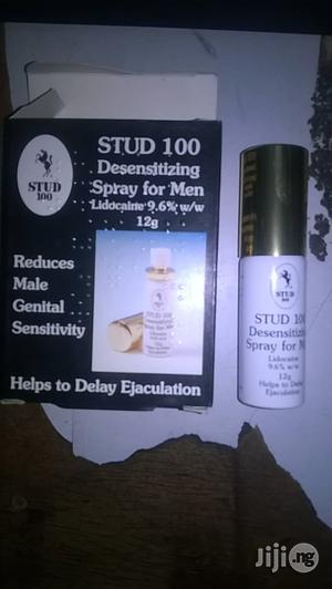 Stud 100 Delay Spray For Men | Sexual Wellness for sale in Lagos State, Surulere