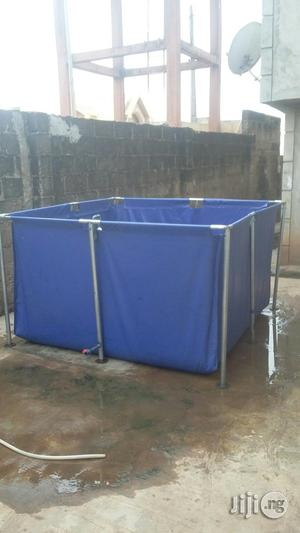 Mobile Fish Pond | Farm Machinery & Equipment for sale in Abia State, Umuahia
