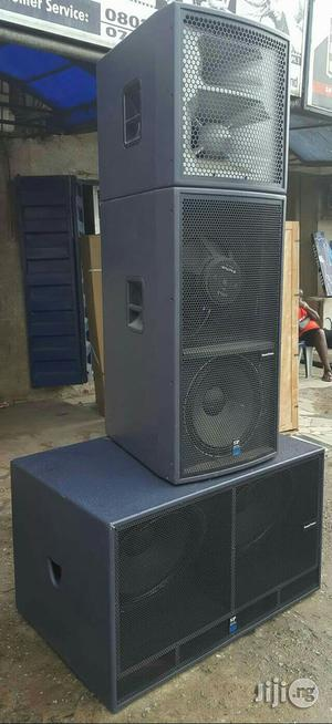 Sound Prince Full Range Speaker And Subwoofers Sp314 And Sp218b   Audio & Music Equipment for sale in Lagos State, Ojo