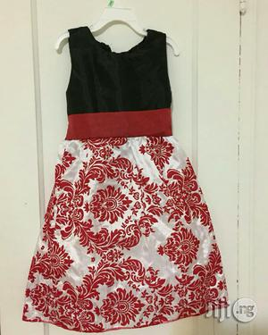 Red and Black Kids Fashion Dress | Children's Clothing for sale in Abuja (FCT) State, Jabi