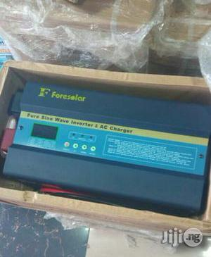 Foresolar 3kva/48v Pure Sine Wave Inverter | Electrical Equipment for sale in Lagos State, Ikeja