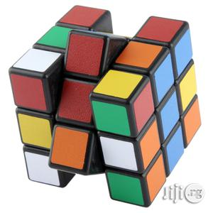 53mm Six-color Square 3 X 3 X 3 Magic Cube (Rubik) | Toys for sale in Lagos State, Ikeja