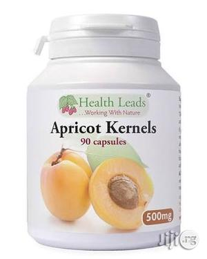Apricot Kernel Capsules for Cancer and a Natural Source of Vitamin B17 | Vitamins & Supplements for sale in Lagos State, Victoria Island