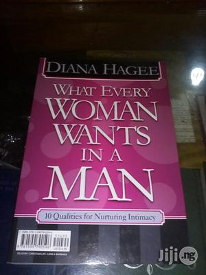 What Every Woman Want In A Man/ What Every Man Want In A Woman | Books & Games for sale in Lagos State, Surulere