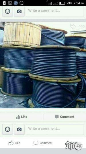 Nigerchin 35mm 4 Core Armoured Cable | Electrical Equipment for sale in Lagos State, Ikeja