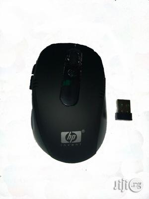HP Wireless Mouse – Black | Computer Accessories  for sale in Lagos State, Ikeja