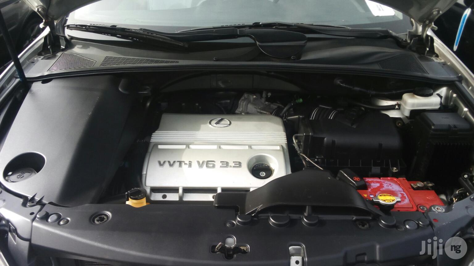 Archive: Lexus RX 2006 Silver