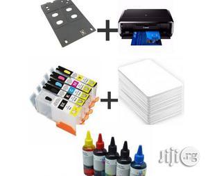 ID Card Printer, CD Printer, A4, WIFI And Photo Printer | Printers & Scanners for sale in Lagos State, Ikeja