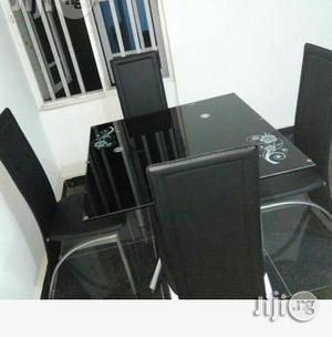Space Saver Four Seater Dining Table | Furniture for sale in Lagos State, Ikeja