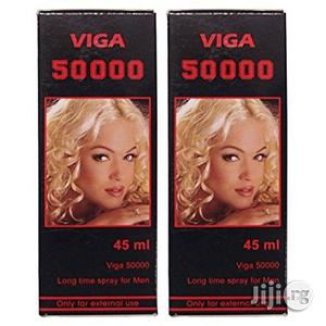 Viga 50000 Delay Spray For Men | Sexual Wellness for sale in Lagos State, Alimosho