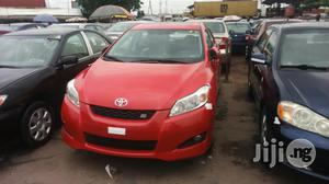 Toyota Matrix 2010 Red | Cars for sale in Lagos State, Apapa