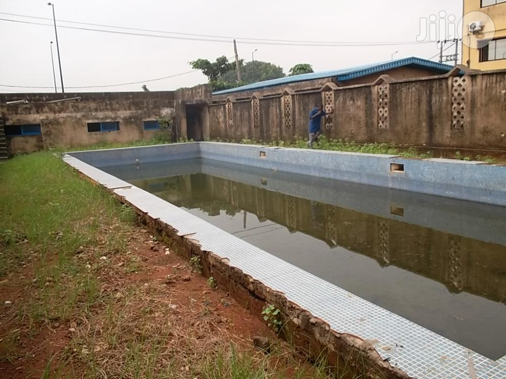 75 Bedroom Hotel With Swimming Uncompleted at Ikorodu Road For Sale. | Commercial Property For Sale for sale in Ikorodu, Lagos State, Nigeria
