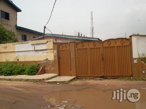 A Plot of Land With Temporary Structure at Ikorodu Road For Sale. | Land & Plots For Sale for sale in Lagos State, Ikorodu