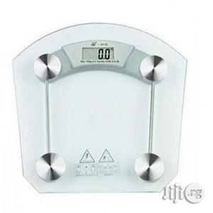 Thick Glass Digital Weighing Scale | Store Equipment for sale in Lagos State, Lagos Island (Eko)