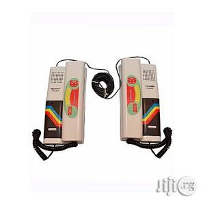 2 Way Special Line Talk Back Door Bell, Intercom Phone   Home Appliances for sale in Lagos State, Lagos Island (Eko)