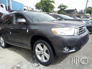 Toyota Highlander 2010 Gray | Cars for sale in Lagos State, Apapa
