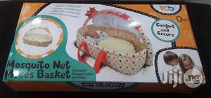 Baby Moses Basket Bassinet Bed With Mosquito Net .   Children's Furniture for sale in Lagos State, Ajah