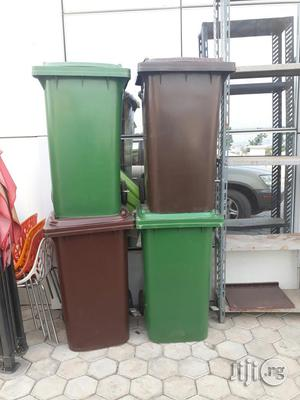Plastic Commercial Waste Bin (Mammoth) | Home Accessories for sale in Abuja (FCT) State, Wuse