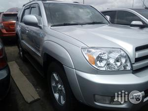 Toyota 4-Runner 2005 Limited V6 Silver | Cars for sale in Lagos State, Apapa